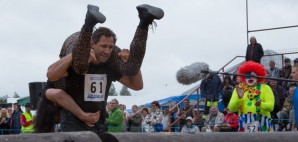 Wife Carrying World Championship, Finland © Visit Lakeland | Flickr