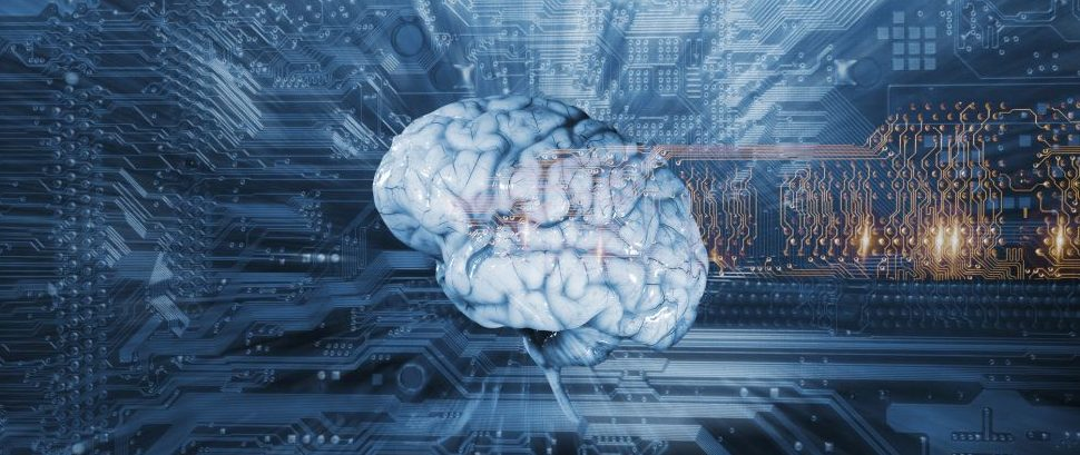 Artificial Intelligence © Christian Lagereek   Dreamstime 53415879