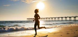 Beach Run © Konstantin Sutyagin | Dreamstime 7114831
