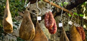 Cured Meats of Sardinia © Alessio Orrù   Dreamstime 34415015