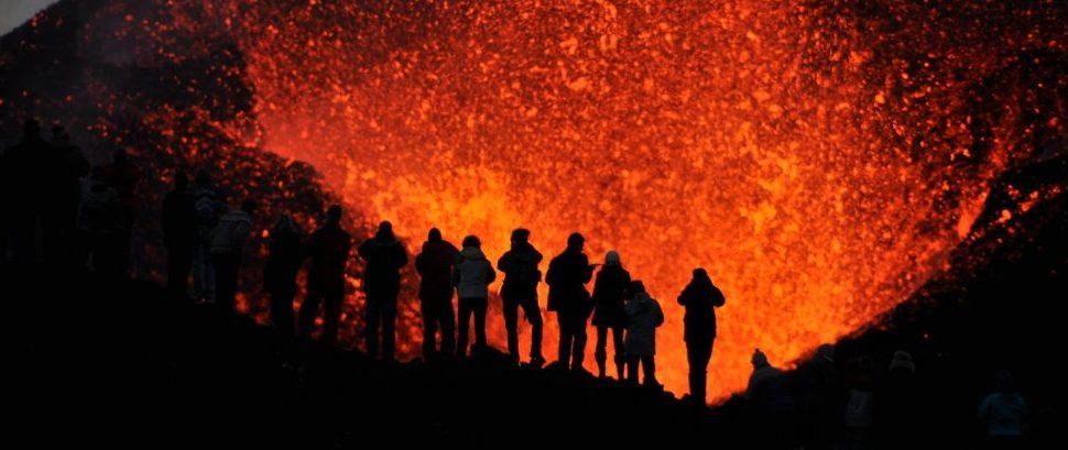 Eyjafjallajökull Volcano, Iceland © Truecapture   Dreamstime 43821458