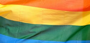 Gay Pride Flag © Christopher Bradshaw | Dreamstime 25642070