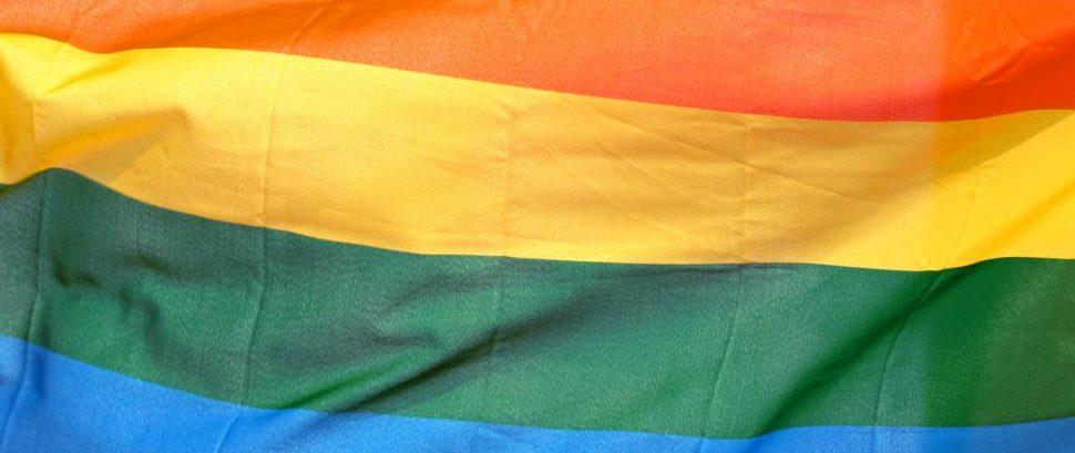 Gay Pride Flag © Christopher Bradshaw   Dreamstime 25642070