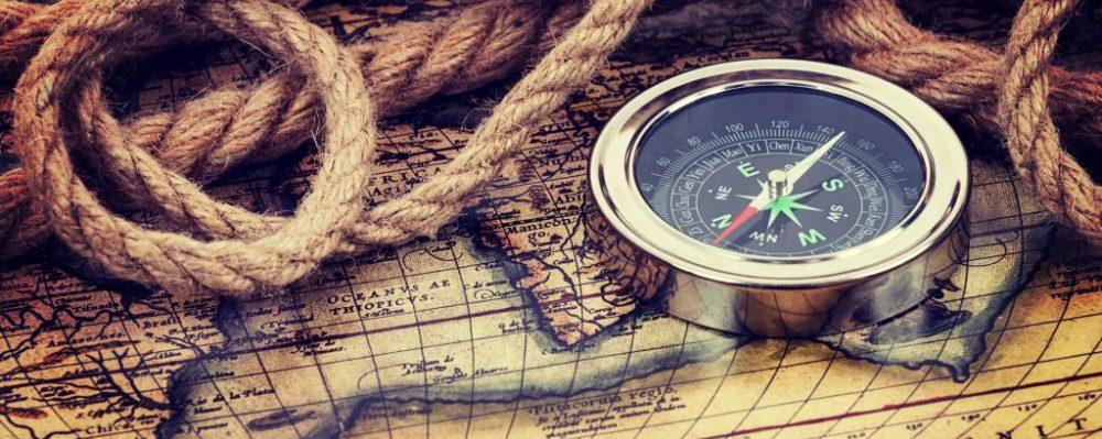 Nautical Map © Dzmitry Shpak | Dreamstime 50978204
