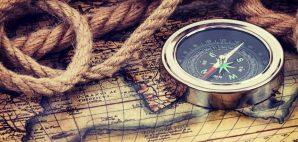 Nautical Map © Dzmitry Shpak   Dreamstime 50978204