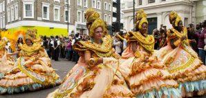 Notting Hill Carnival, London, England © Desislava Vasileva   Dreamstime 26367022