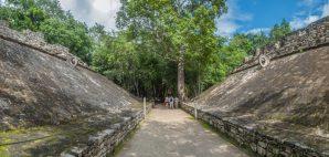 Pelota Maya Court © Javarman   Dreamstime 36493396
