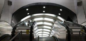 Second Avenue Subway, New York City © Jose Terrero | Dreamstime 83610541