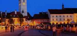 Sibiu, Romania © Adrian Catalin Lazar | Dreamstime 24635235