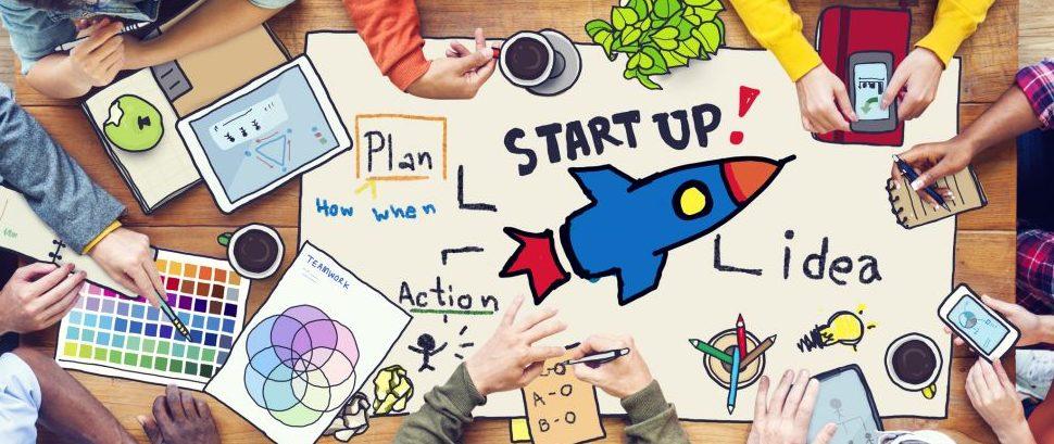 Start Up © Rawpixelimages   Dreamstime 43739580
