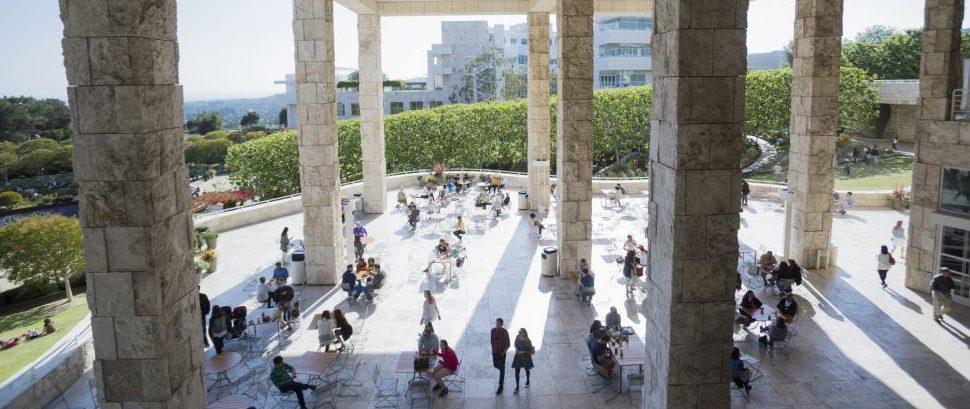 The Getty Museum, Los Angeles, California © Americanspirit | Dreamstime 56829886