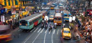 Traffic in Mumbai, India © Radiokafka | Dreamstime 29630368