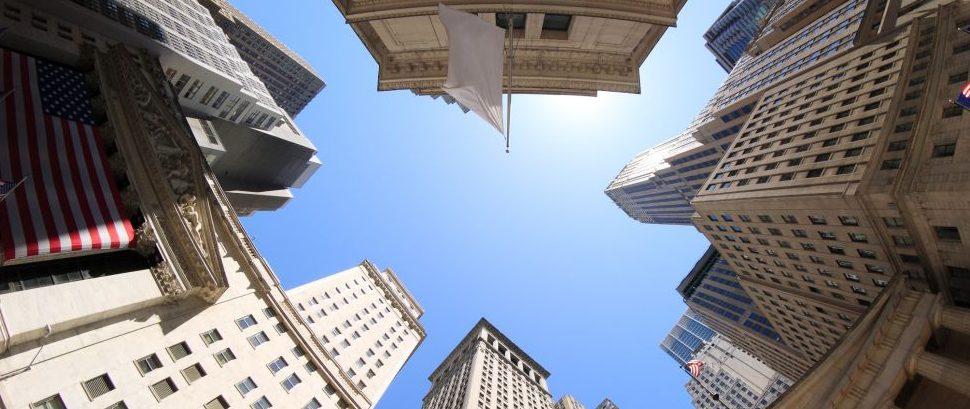 Wall Street, New York City © Erickn | Dreamstime 5569440