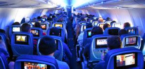 Airplane Cabin © Hugoht   Dreamstime 49800624