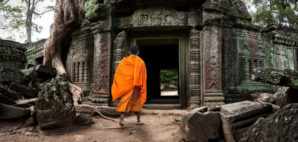 Angkor Wat, Cambodia © Sergeychernov | Dreamstime 42007623