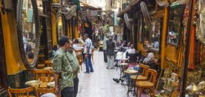 Cairo, Egypt © Jackmalipan | Dreamstime 34543352