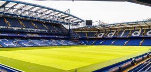 Chelsea FC's Stamford Bridge Stadium, England © Hai Huy Ton That | Dreamstime 56377513