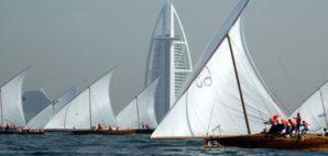 Dhow Sailing in Dubai, United Arab Emirates © Haider Y. Abdulla | Dreamstime 3863681