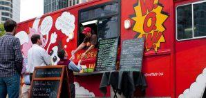 Food Truck © Russ Ensley   Dreamstime 47789680