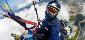 GoPro Skydiver © Azer Novruzov | Dreamstime 64279892