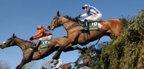 Grand National at Aintree, England © Martin Applegate | Dreamstime 30598195