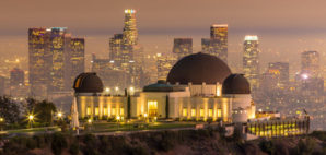 Griffith Observatory, Los Angeles, California © F11photo | Dreamstime 50998368
