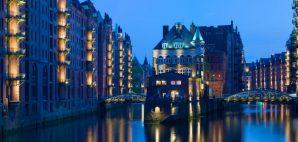 Hamburg, Germany © Sergiyn | Dreamstime 33063516