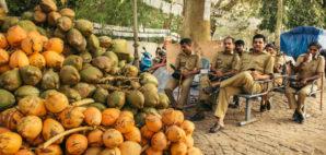 India Police © Dmytro Gilitukha   Dreamstime 65405501