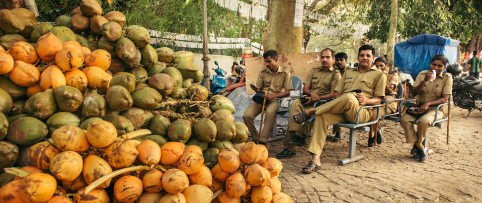 India Police © Dmytro Gilitukha | Dreamstime 65405501