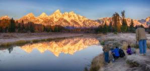 Jackson, Wyoming © Valentin Armianu | Dreamstime 83955129