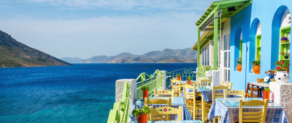 Lesbos, Greece © Jedynakanna | Dreamstime 55692281