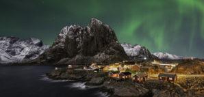 Lofoten, Norway © Inigocia | Dreamstime 46913823