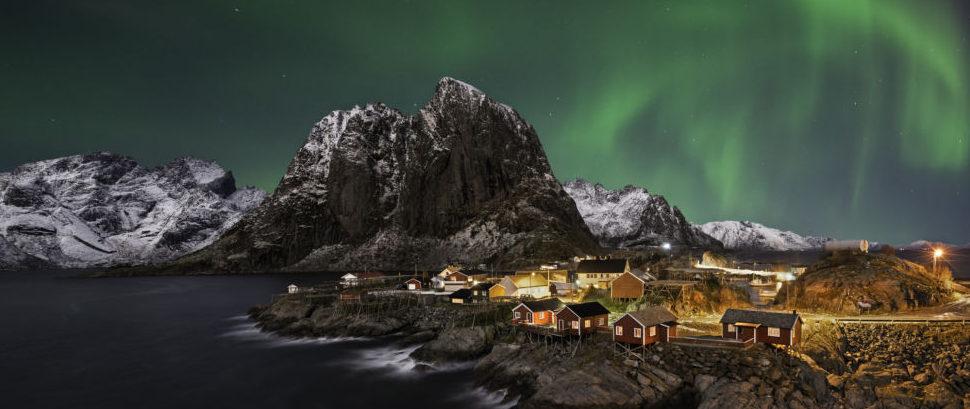 Lofoten, Norway © Inigocia   Dreamstime 46913823