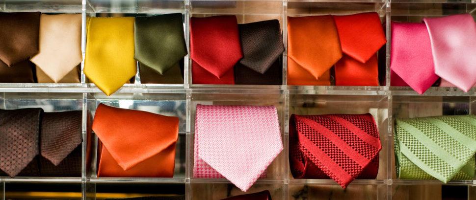 Neckties © Rido | Dreamstime 9070269