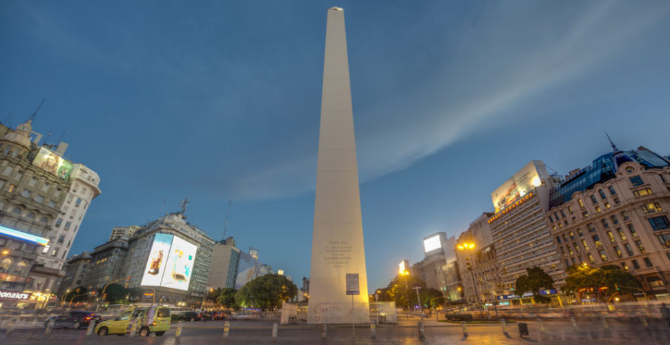 Obelisco, Buenos Aires, Argentina © Anibal Trejo | Dreamstime 36343929
