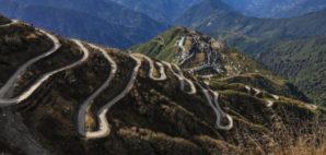 Silk Road Between China and India © Rudra Narayan Mitra | Dreamstime 34127636