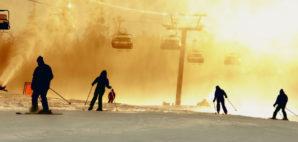 Skiing in Whistler © Ben Goode   Dreamstime 1822072