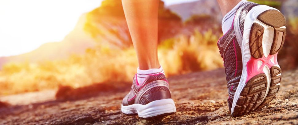 Trail Running © Warrengoldswain | Dreamstime 30255125