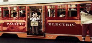 Vintage Disney Trolley © Starletdarlene | Dreamstime 27701847