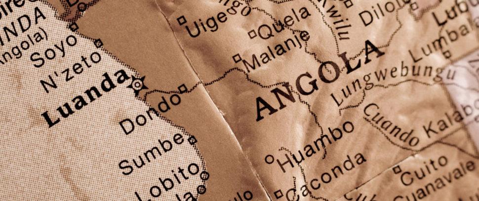 Angola © Berean   Dreamstime 4902899