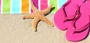 Beach Sandals © Martinmark | Dreamstime 29543097