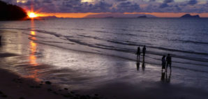 Damai Beach, Borneo © Joanne Zheng | Dreamstime 33316271