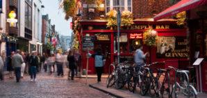 Dublin, Ireland © Attila Tatár | Dreamstime 19394976
