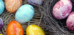 Easter Eggs © Jack Schiffer | Dreamstime 89108