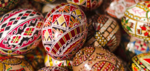 Easter Eggs in Romania © Mihocphoto | Dreamstime 39876221