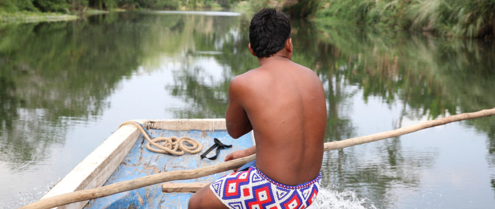 Embera People of Colombia and Panama © Feije Riemersma   Dreamstime 46585670