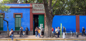 Frida Kahlo Museum, Mexico City © Coralimages2020 | Dreamstime 81305089
