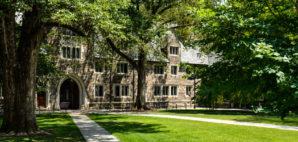Holder Hall, Princeton University, New Jersey © Phagenaars | Dreamstime 45892475