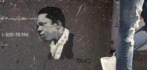 John Coltrane in Belgrade, Serbia © Milan Dobrojevic | Dreamstime 90603343