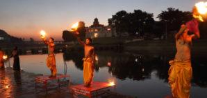 Kumbh Mela in Ujain, India © Dietmar Temps | Dreamstime 67485559